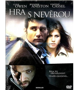 Hra s Neverou (Derailed) DVD
