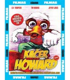 Kačer Howard DVD  (Howard the Duck) DVD