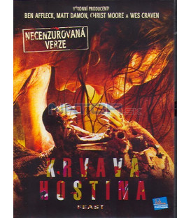 Krvavá Hostina (Feast) DVD