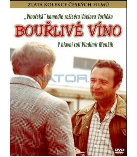 Bouřlivé vino DVD