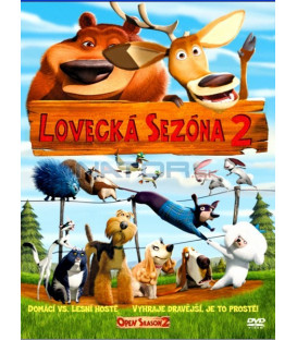 Lovecká sezóna 2 (Open Season 2)