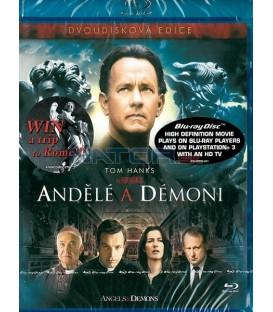 Andělé a démoni (Angels & Demons) 2 x Blu-ray
