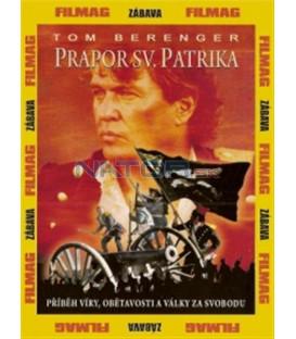 Prapor sv. Patrika (One Man´s Hero) DVD