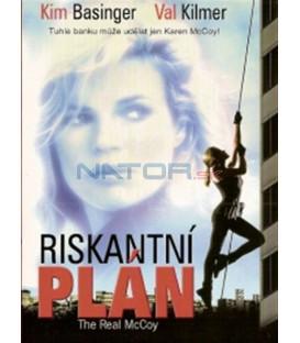 Perfektní loupež /Riskantní plán (The Real McCoy) DVD