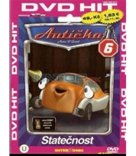 Autíčka 6 (Auto B-Good) DVD