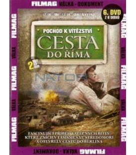 Pochod k vítězství - Cesta do Říma 6. DVD (Road to Rome)