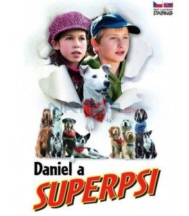 Daniel a superpsi (Daniel and the Superdogs)