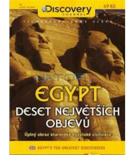 Egypt - Deset největších objevů (Egypt´s Ten Greates Discoveries) DVD