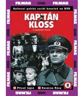 Kapitán Kloss 2 - díly 3 a 4 (Stawka wieksza niz zycie) DVD
