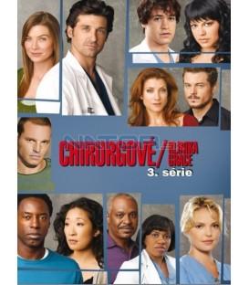 Chirurgové, 3. sezóna 7 DVD