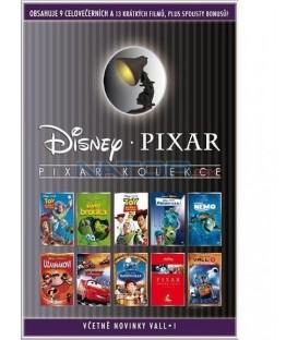 Pixar - Ultimate kolekce 10 DVD