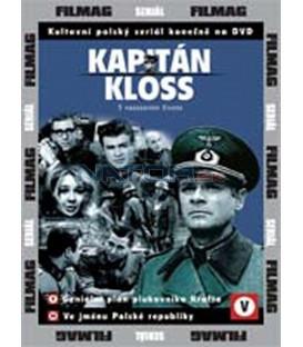 Kapitán Kloss 5 - díly 9 a 10 (Stawka wieksza niz zycie) DVD