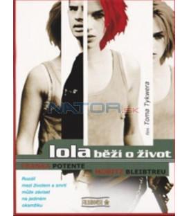 Lola běží o život (Run Lola Run) DVD