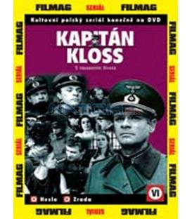 Kapitán Kloss 6 - díly 11 a 12 (Stawka wieksza niz zycie)