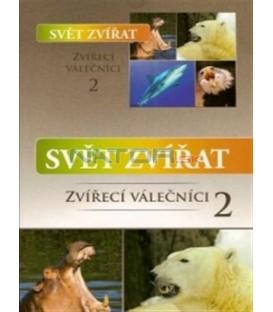 Svět zvířat - Zvířecí válečníci 2 (Animals & Wildlife - Wonderful World - Animal Warriors) DVD