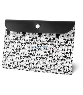 Plastové vrecko s klopů Mickey, A5
