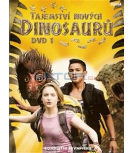 Tajemství nových dinosaurů - DVD 1 (Dinosapien)