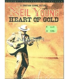 Neil Young: Heart Of Gold (Neil Young: Heart Of Gold)2 DVD Hudební kolekce