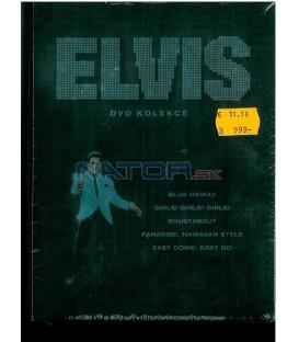 Elvis - kolekce 5 DVD (Elvis Collection)
