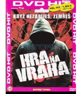 Hra na vraha (Kill Theory) DVD