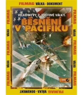 Velké bitvy 2. světové války: Běsnění v Pacifiku - 1. DVD (Great Battles of WWII: Fury in the Pacific)