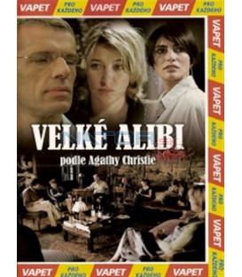 Velké alibi (Le grand alibi) DVD