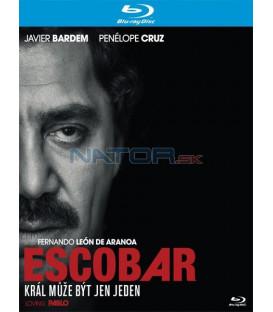 Pablo Escobar: Nenávidený a milovaný 2017 (Loving Pablo) BLU-RAY