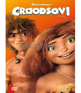 Krúdovci / Croodsovi (big face edice II.) DVD