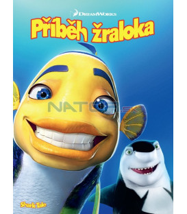 Příběh žraloka (Shark Tale) (big face edice II.) DVD
