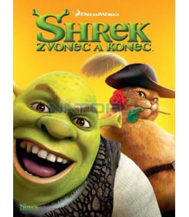 Shrek: Zvonec a konec  (Shrek Forever After) (big face edice II.) DVD