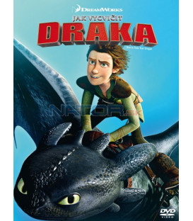 Jak vycvičit draka (How to Train Your Dragon) (big face edice II.) DVD