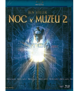 Noc v muzeu 2 Blu-ray (Night at the Museum: Battle of the Smithsonian)