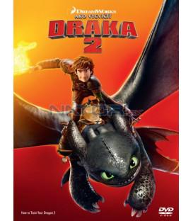 Ako vycvičiť draka 2 (How to Train Your Dragon 2) (big face edice II.) DVD (SK OBAL)