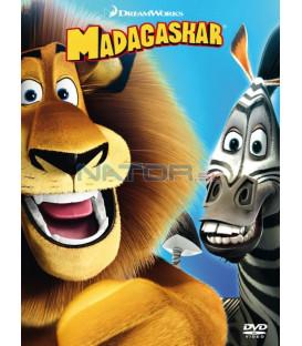Madagaskar (big face edice II.) DVD