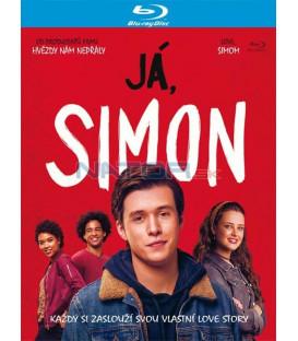 Já, Simon 2018 (Love, Simon) BLU-RAY