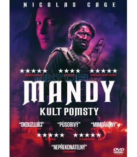 Mandy - Kult pomsty (Mandy) 2018 DVD