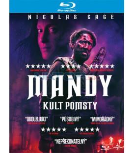 Mandy - Kult pomsty (Mandy) 2018 BLU-RAY