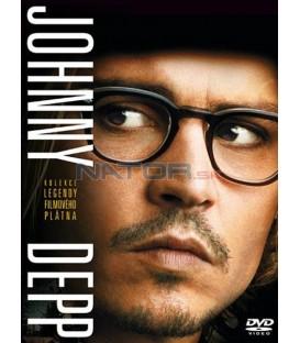 Kolekce Johnny Depp: Krycí jméno Donnie Brasco / Tenkrát v Mexiku 2 DVD