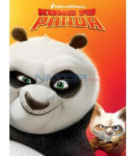 Kung Fu Panda (Kung Fu Panda) (big face edice II.) DVD (SK OBAL)