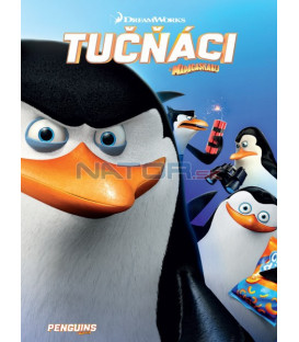 Tučňáci z Madagaskaru (The Penguins of Madagascar)  (big face edice II.) DVD