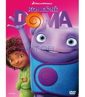 Konečně doma 2015 (Home) (big face edice II.) DVD