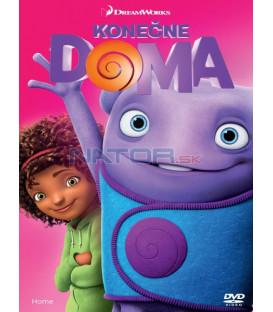 Konečne doma 2015 (Home) (big face edice II.) DVD (SK OBAL)