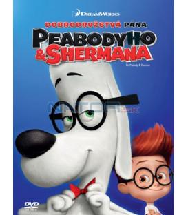 Dobrodružstvá pána Peabodyho a Shermana (big face edice II.) DVD