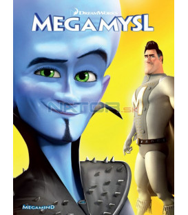 Megamozog / Megamysl  (big face edice II.) DVD