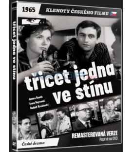 Třicet jedna ve stínu - DVD (remasterovaná verze)