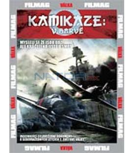 Kamikaze: V barvě DVD  (Kamikaze in Color)