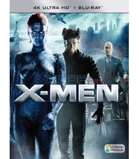 X-Men - 2000 (4K Ultra HD) - UHD Blu-ray + Blu-ray
