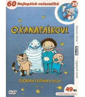 O Kanafáskovi DVD
