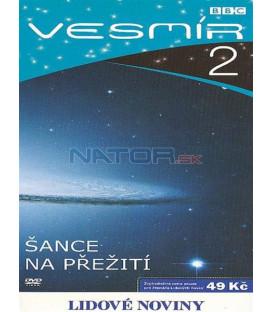 Vesmír 2 - Šance na přežit (Space) DVD
