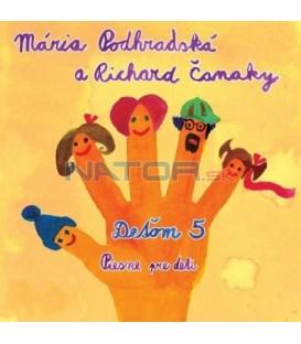 CD Mária Podhradská a Richard Čanaky- Deťom 5